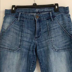 GAP Boyfriend Fit Jeans- 8/29